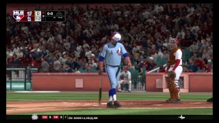 All-Time Rosters MLB the Show 18 Franchise Mode: Game 119: Nationals (Expos) at Cardinals