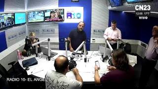 Emisión en directo de CN23