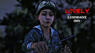 » The Walking Dead Game | Billie Eilish - lovely [Legendado/Tradução]