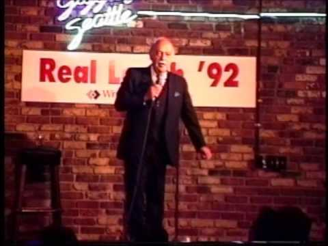 Comic Dave Barry - Real Laugh '92