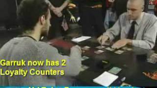 2007 Worlds Finals: Uri Peleg vs. Patrick Chapin, Game 4