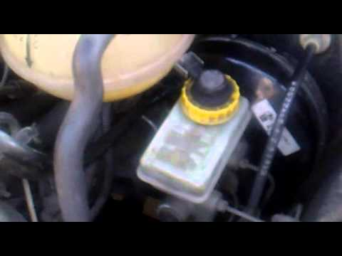 Freno Chevy - Problemas del booster - YouTube