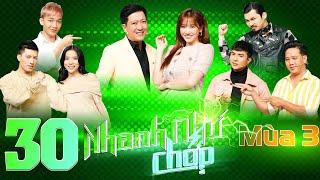 Nhanh Như Chớp Mùa 3 Tập 30 Full HD
