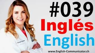 #39 Curso de Idioma Ingles English leon funes soria dorada nicaro canaria pedrena estepona