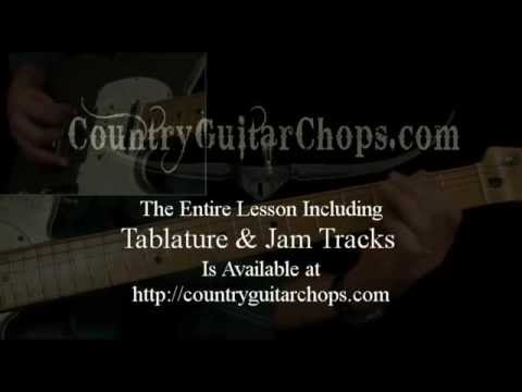 The Mavericks All You Do Is Bring Me Down Guitar Lesson