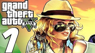Grand Theft Auto V - Gameplay Walkthrough Part 1 - Prologue (Ultra Realistic)