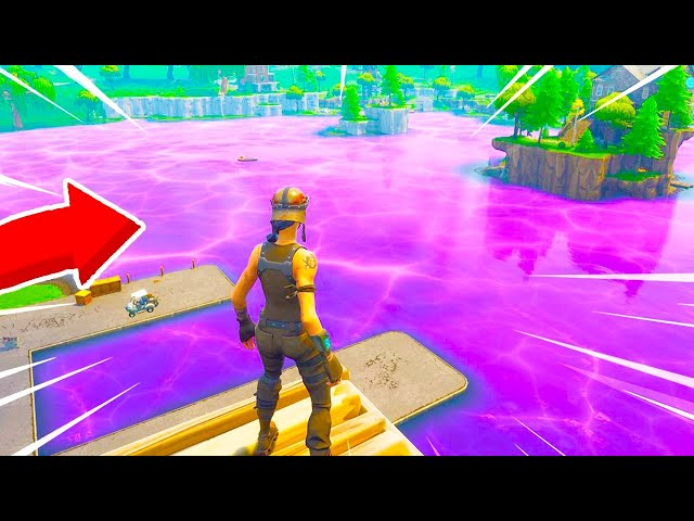 LOOT LAKE HAS COMPLETELY CHANGED! - SEASON 6 HINTS? (Fortnite Battle Royale)
