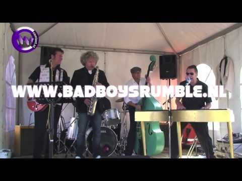LET'S HAVE A 'chocolat' PARTY by Bad Boys Rumble