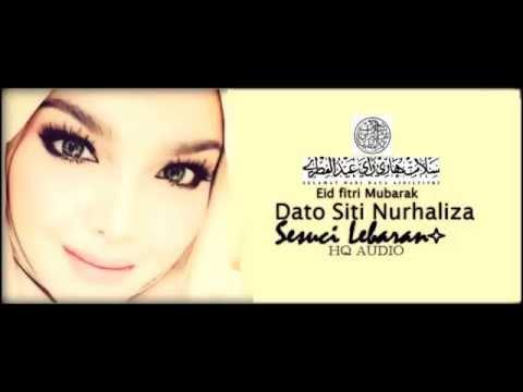 "Dato Siti Nurhaliza ""Sesuci Lebaran"" (HQ AUDIO) HD"