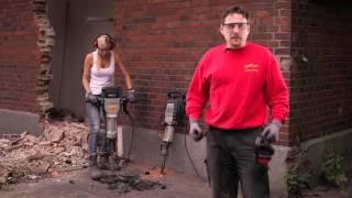 Aufbruchhämmer - Rentas Werkzeugvermietung