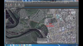 Data Exchange between Infraworks 360 and AutoCAD Civil 3D(surfaces)