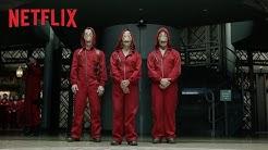 Dom z papieru — część 2 | Oficjalny zwiastun | Netflix