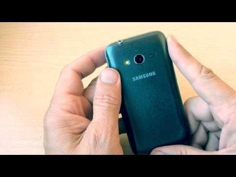 Samsung Galaxy Ace 4 Duos - бюджетный Dual SIM смартфон - видео обзор
