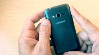 Samsung Galaxy Ace 4 Duos - бюджетный Dual SIM смартфон - видео обзор(Samsung Galaxy Ace 4 Duos G313HU хоть и имеет дизайн, подобный старшим собратьям, но по сравнению с ними довольно слаб...., 2014-09-24T13:36:29.000Z)