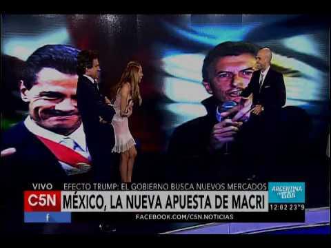 C5N - Economía: México, la nueva apuesta de Macri