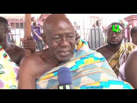 Former Cote D'Ivoire President celebrates Akwasidae with Otumfuo