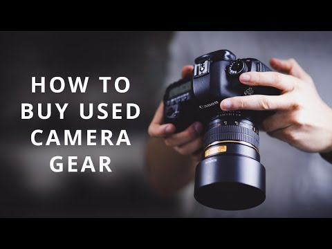 Buying Used Camera Gear | Our Top Tips