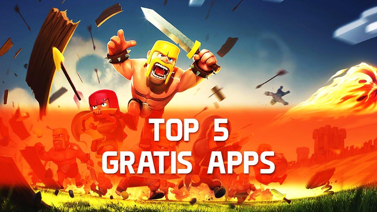 Top 5 Ios Apps