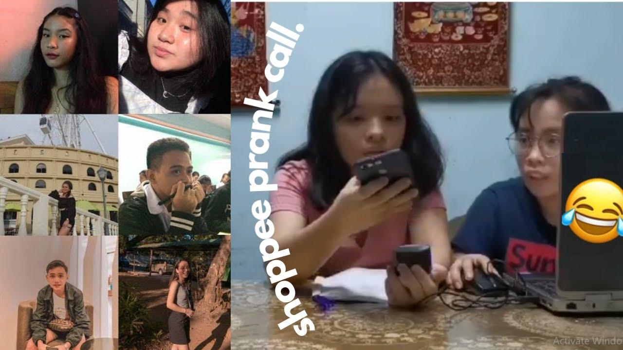 SALAMAT SHOPPEE PRANK CALL! (EPIC FAIL) | Pia M. & Pia N.