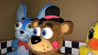 FNAF 2 Plush Episode 2 The Guards First Night
