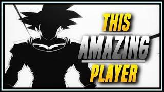DBFZ ➤ French Player Yuzu RZA Has An Insane Goku   [ DragonBall FighterZ ]