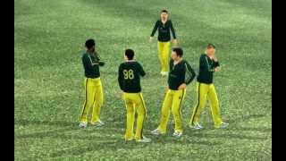 Brian Lara international Cricket 2007( PC Gameplay ) - India Vs Australia Part - 4