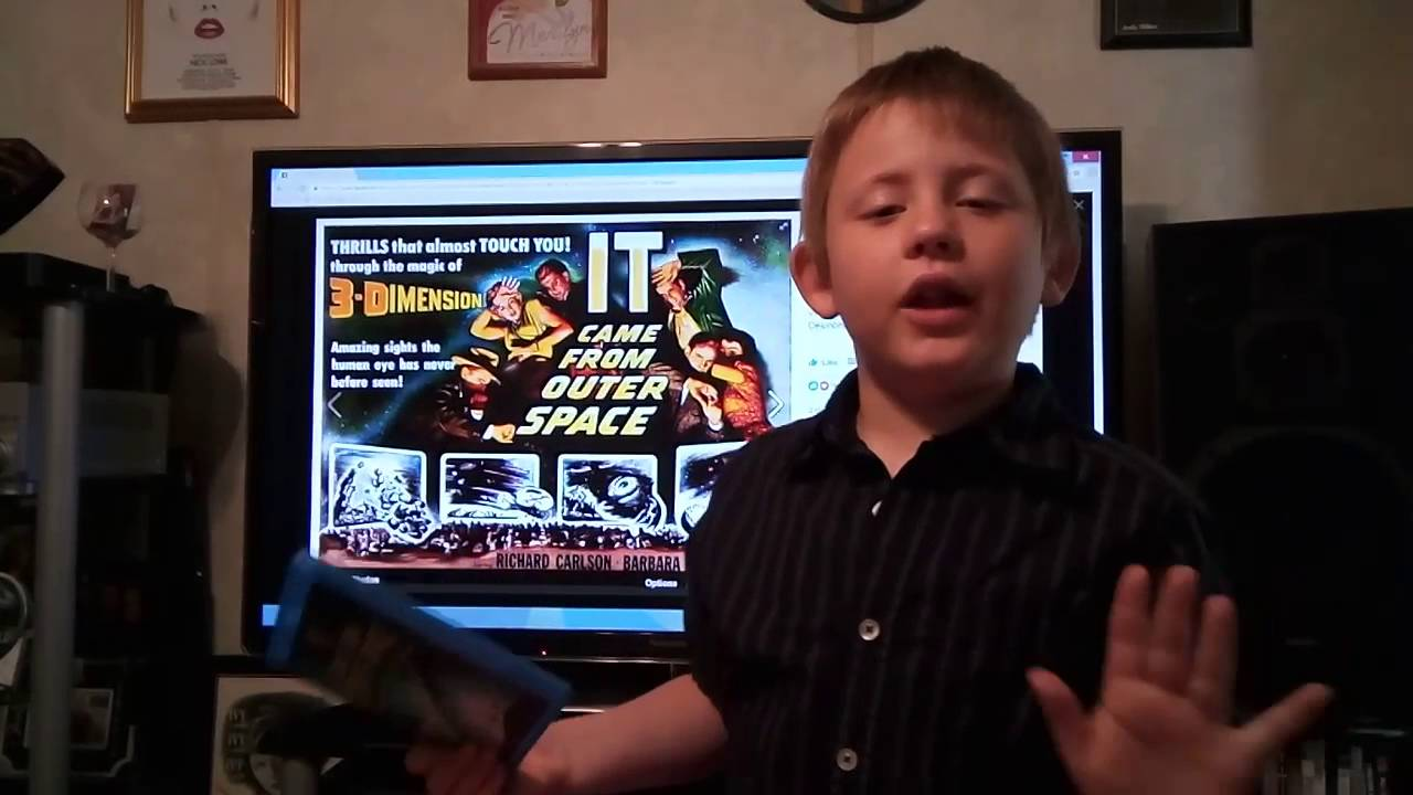 Garry don 39 s review of the 3d blu ray of it came from for Watch it came from outer space
