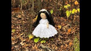 "Кукла ""Невеста"" - вязаная крючком . (06.11.19)."