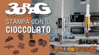 Choco 3DRAG Halloween 2016