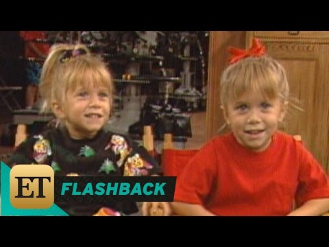 MaryKate and Ashley Olsen Turn 30!  See Their First ET  and Where They Are Now!