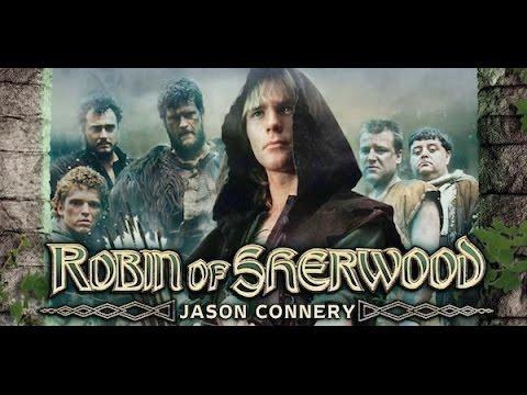 Jason Connery   Robin of Sherwood