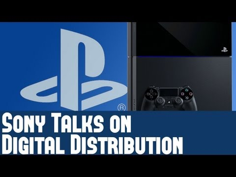 Sony Talks on PS4 Digital Distribution & Why Physical Disc Media Are Here to Stay - Others Disagree