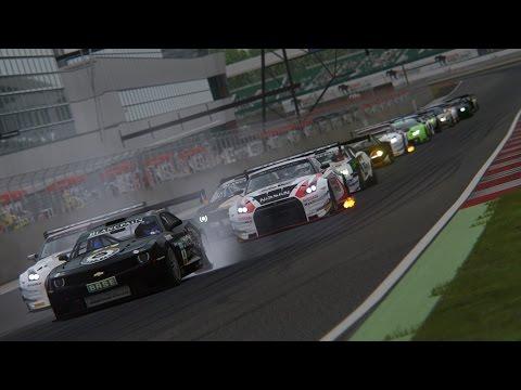 URL Highlights - Silverstone - GT3 - Assetto Corsa