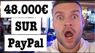 48.000€ de profits sur PayPal ! Tout Est Possible. Anthony Nevo
