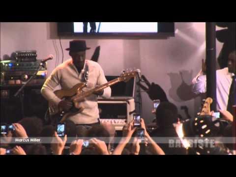"""Salon de la musique """"Music&You"""" à Paris (Bass report)"""