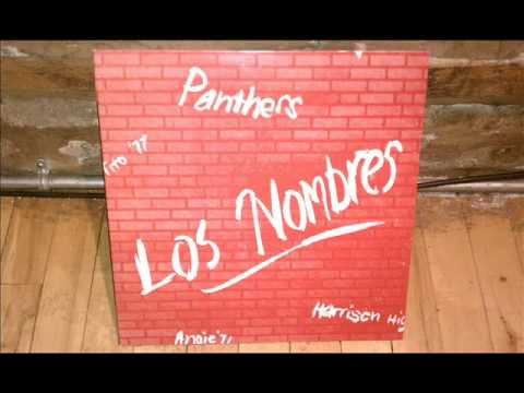 Los Nombers - Untitled (Latin Soul-Funk-Psych)(Ohio)(1977)