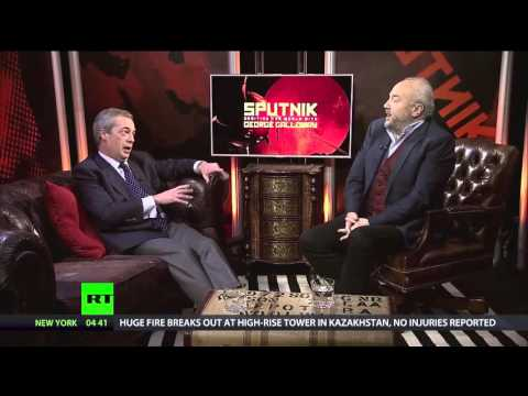 SPUTNIK: Orbiting the world with George Galloway - Episode 111