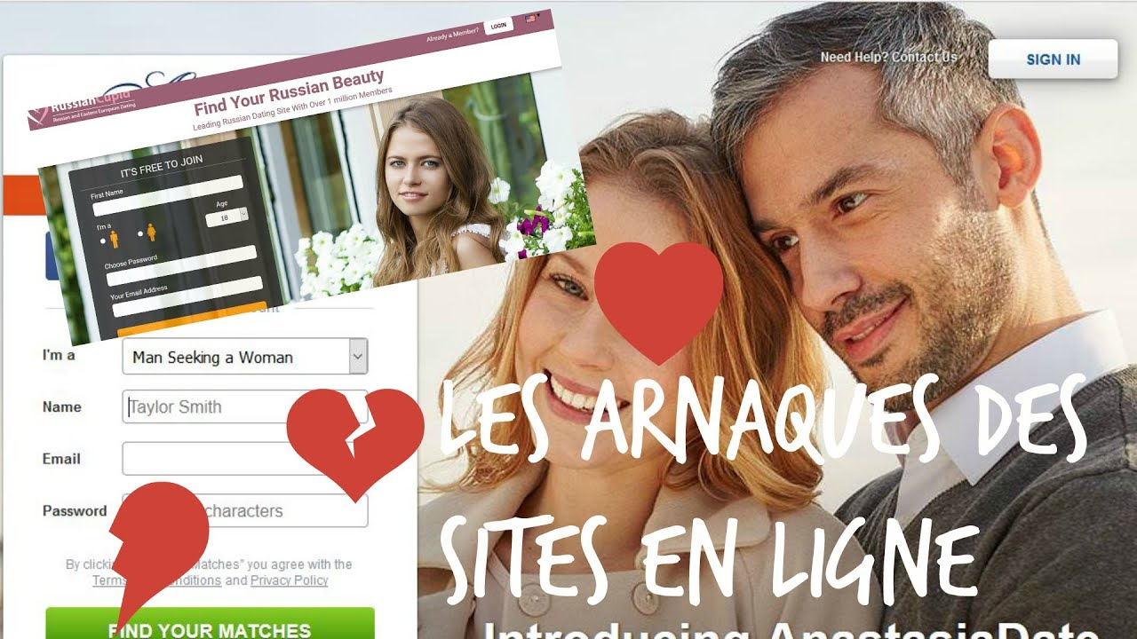 tous les sites de rencontres en france