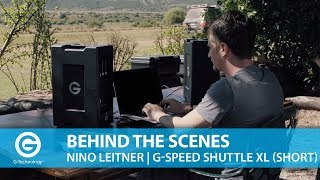 Behind the Scenes | Nino Leitner and the G-SPEED Shuttle XL - Short Version