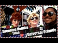 Spending Holiday Time at Universal Orlando