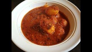 Kasuri Methi Aloo Dum Recipe | Prepare Aloo Dum Street Food Style