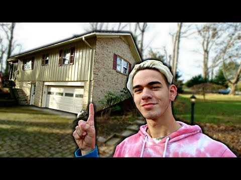TOUR OF MY HOUSE IN MARYLAND!