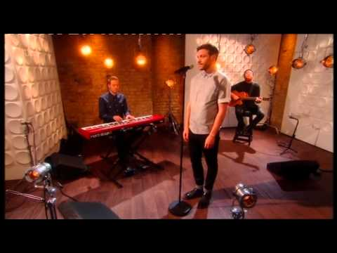 Will Young sings Thank You live