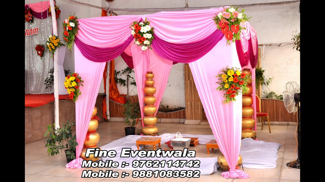 Wedding Stage Decoration In Pune Mobile 9762114742
