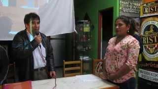 Coordinadora Política del Distrito de Huaura