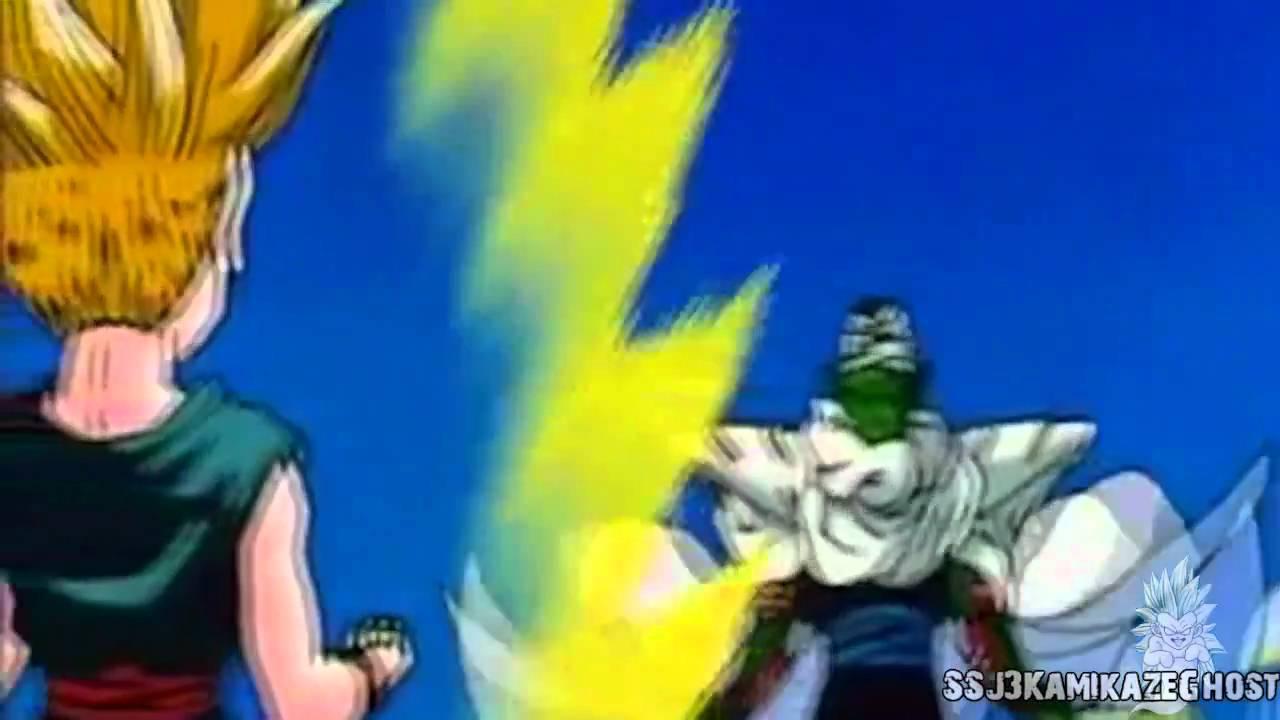 Dragon Ball Z Goten and Trunks Fusion - 720p.HD - YouTube