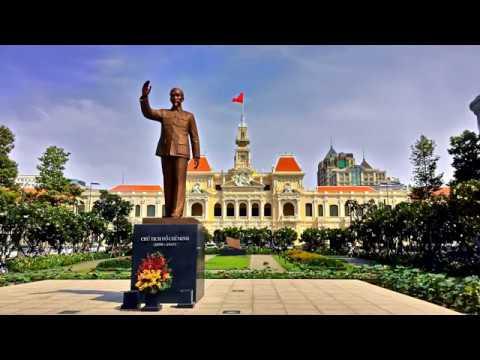 Photo memories of Ho Chi Minh, Vietnam (July 2016)
