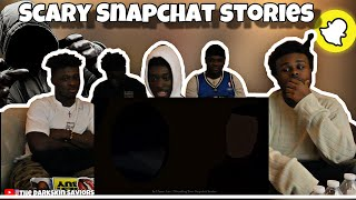 Disturbing True SnapChat Stories Animated |REACTION!
