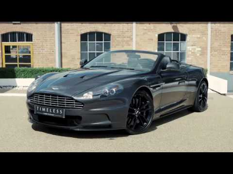 Aston Martin Timeless Dbs Volante Youtube