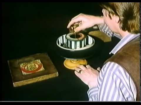 Film Before Film - Phenakistoscope, Zootrope, Praxinoscope